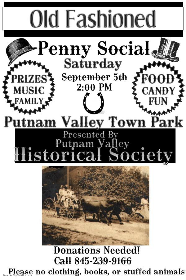 Penny Social Flier
