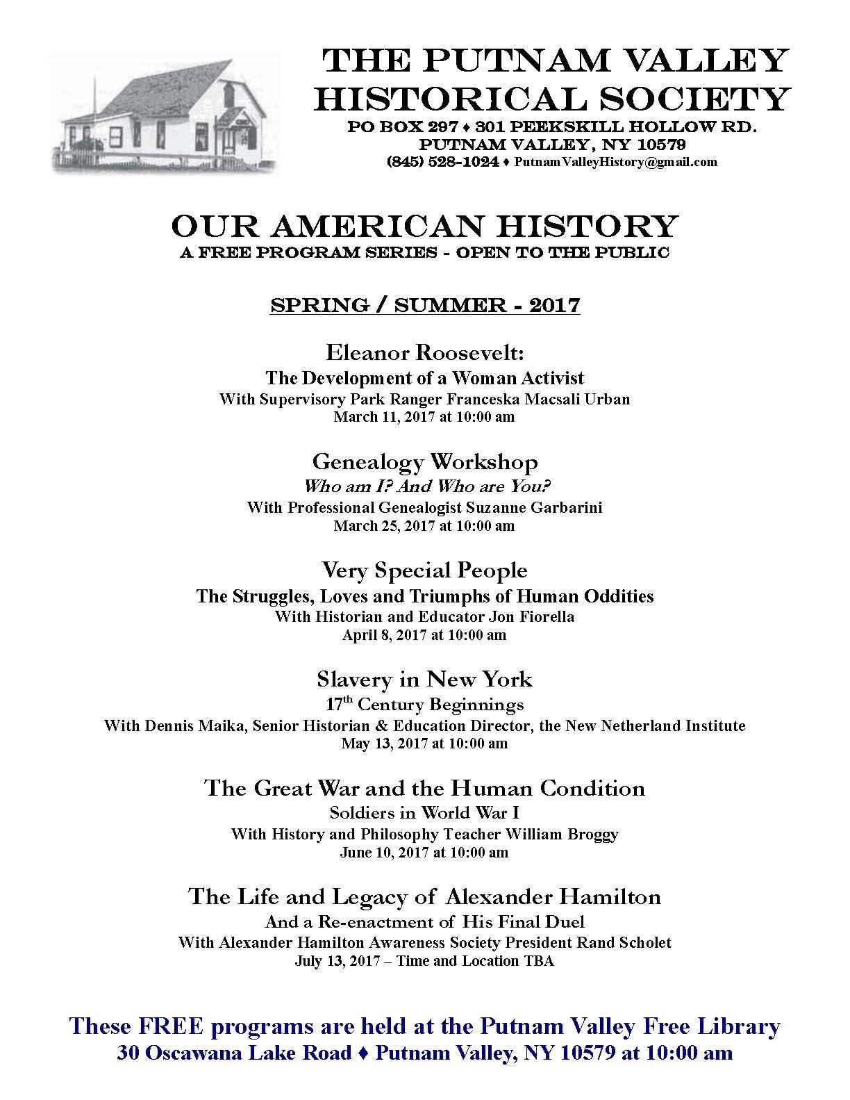Series Calendar