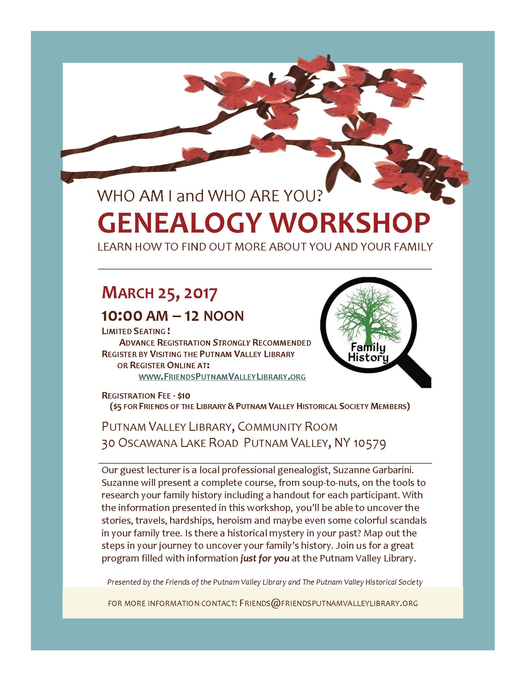 genealogy-flyer