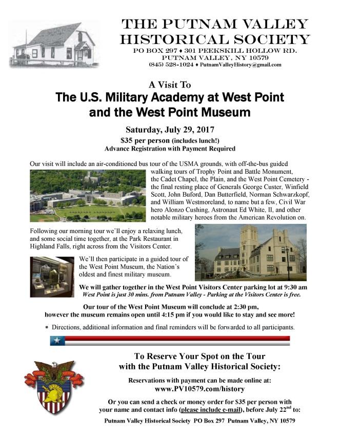 West Point Visit